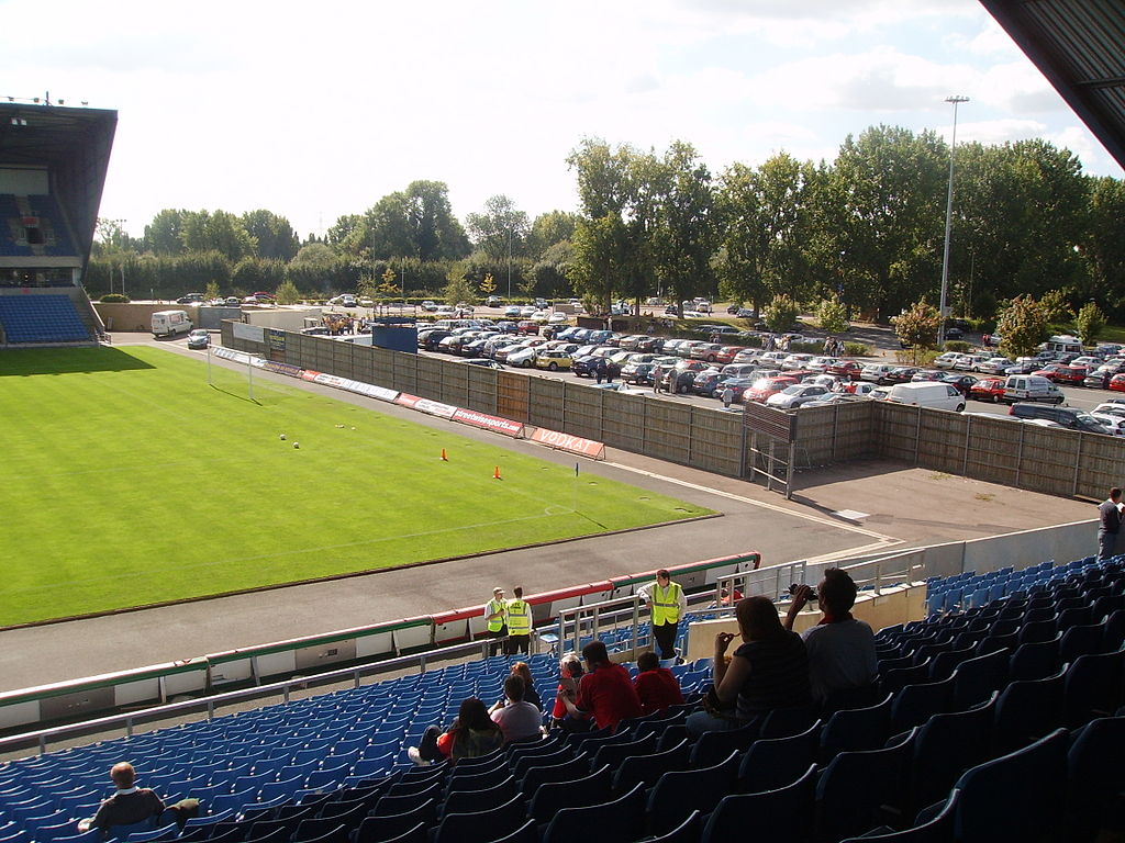 Oxford United Stadium