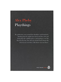 Playthings book cover