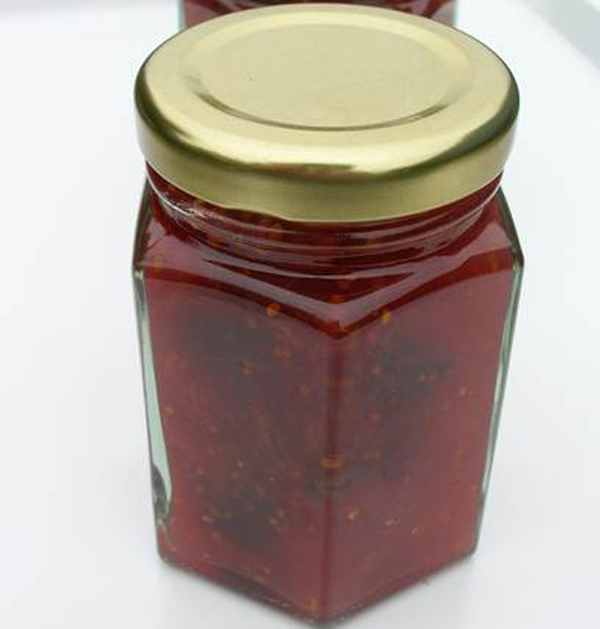 Pomegranate and Fig Jam