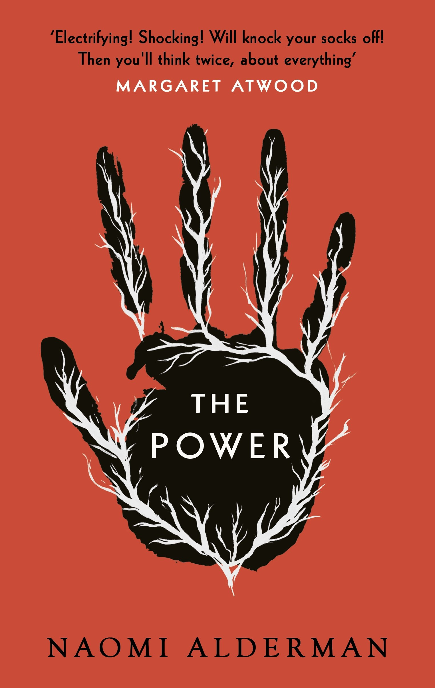 The Power by Naomi Alderman, published by Viking Books