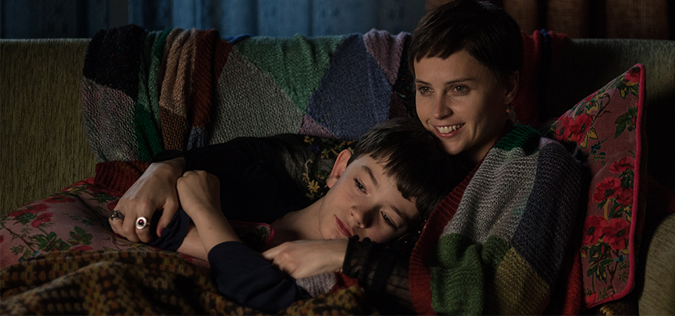 A Monster Calls, starring Liam Neeson, Felicity Jones and Sigourney Weaver