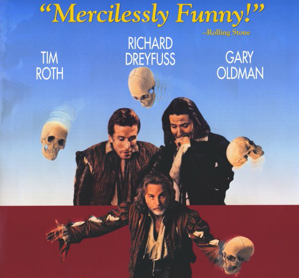 the final moments in rosencrantz and guildenstern are dead by tom stoppard Stoppard's rosencrantz and guildenstern are dead as the protagonists of tom stoppard's play and film, they as the protagonists of tom stoppard's play and film.