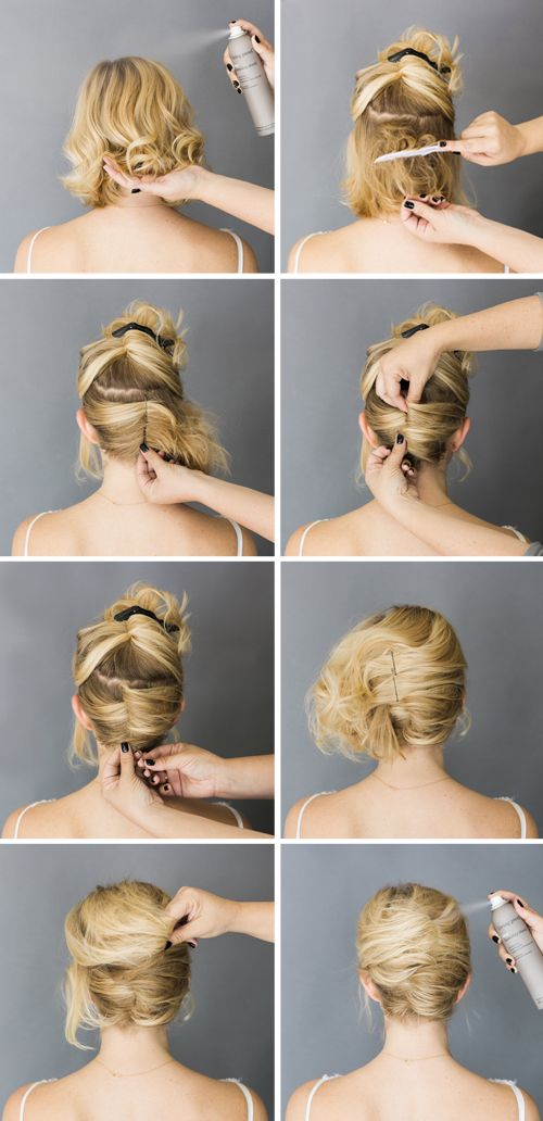 chic up do