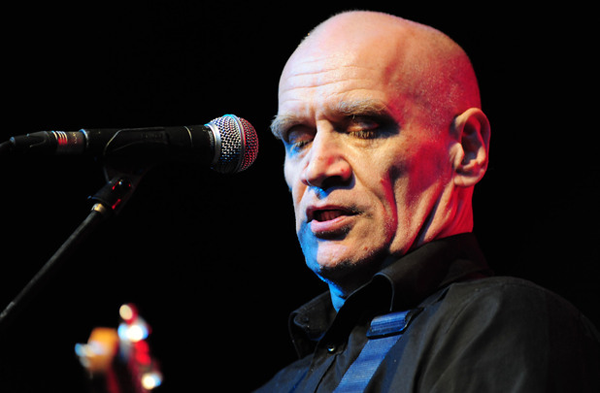 Wilko Johnson all clear from Cancer