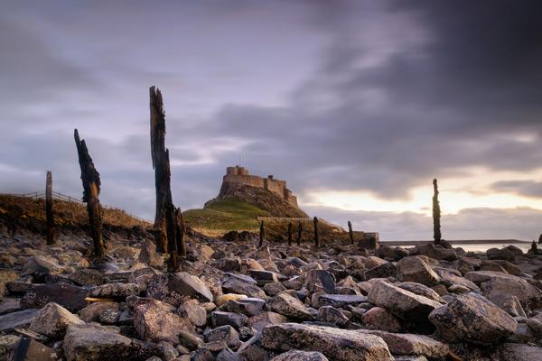 Spiritual Lindisfarne, Northumberland
