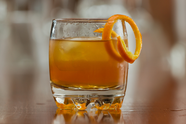 Marmalade cocktail