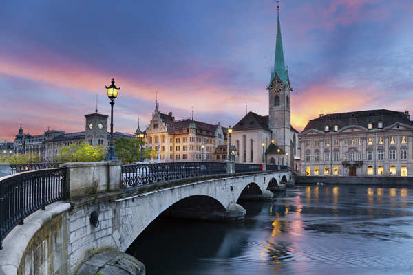 Zurich on the cheap