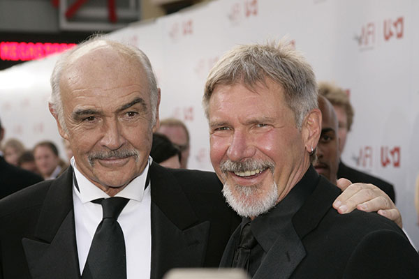 sean connery harrison ford