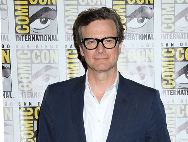 Colin Firth - Fashion icon over 50