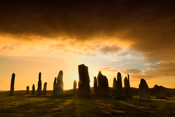 Reasons to visit northern Scotland - Prehistoric Remains!