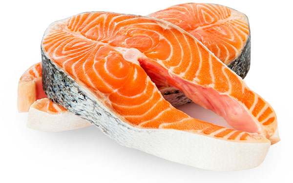 Fatty fish to protect against sun damage