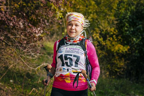 woman menopause running confidence