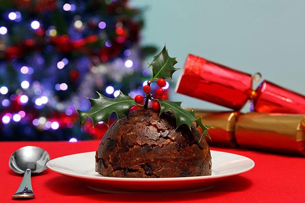 Рождественский пудинг рецепт с фото