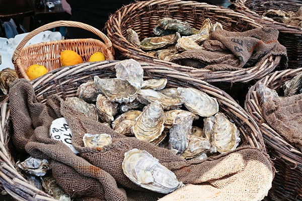 choosing the best oysters