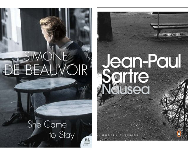 Simone De Beauvoir She Came to Stay