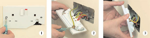 Understanding and fixing plug socket outlets Readers Digest