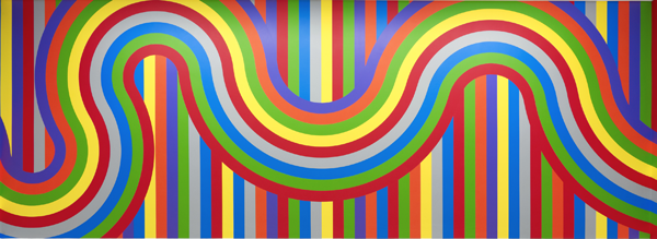 Sol LeWitt Wall Drawing 1136