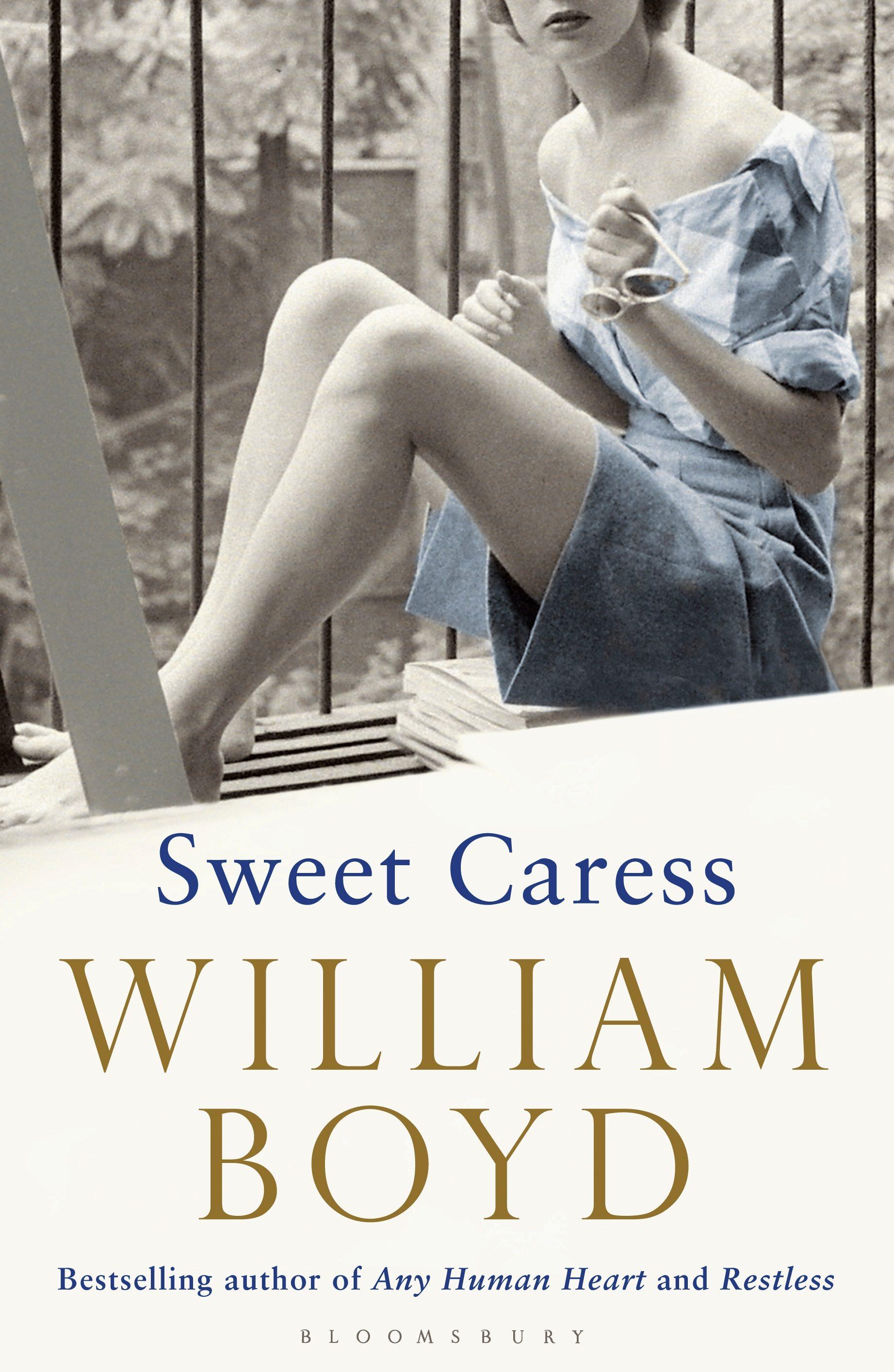 sweet caress book review