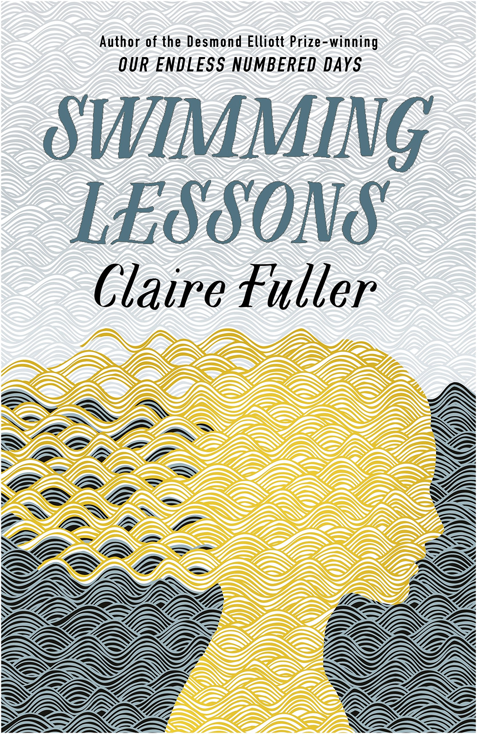 Swimming Lessons by Claire Fuller, published by Penguin Random House