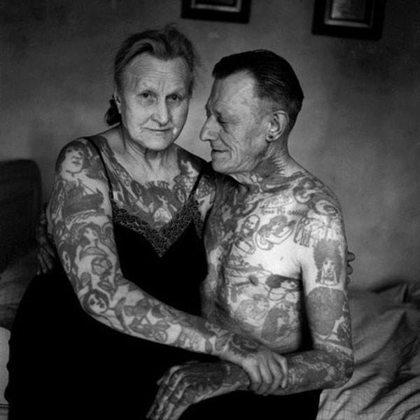 Saggy old Tattoos?