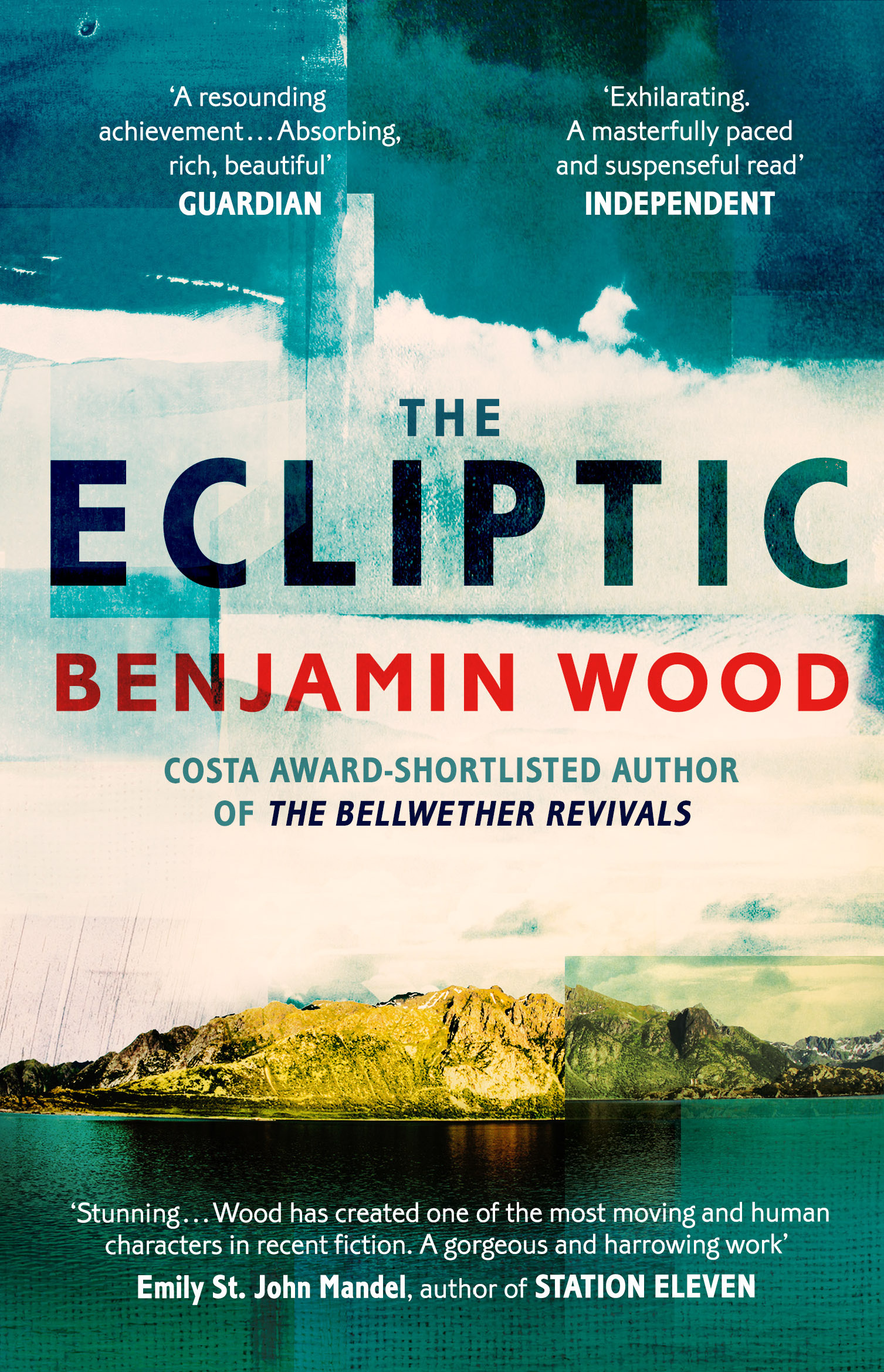 The Ecliptic by Benjamin Wood is published by Scribner