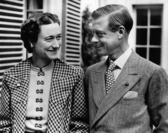 Wallis Simpson and Edward