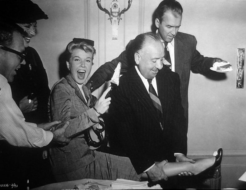 Doris Day celebrates Jimmy's birthday