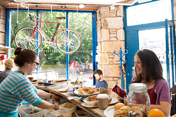 Velocity Cycle Cafe, Inverness-shire