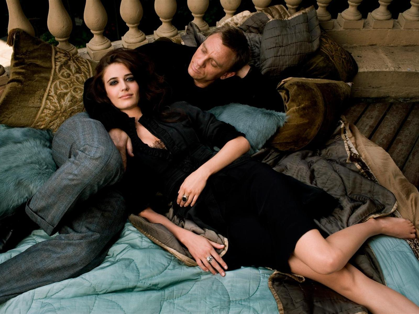 Casino Royale Vesper Lynd Eva Green Bond girl