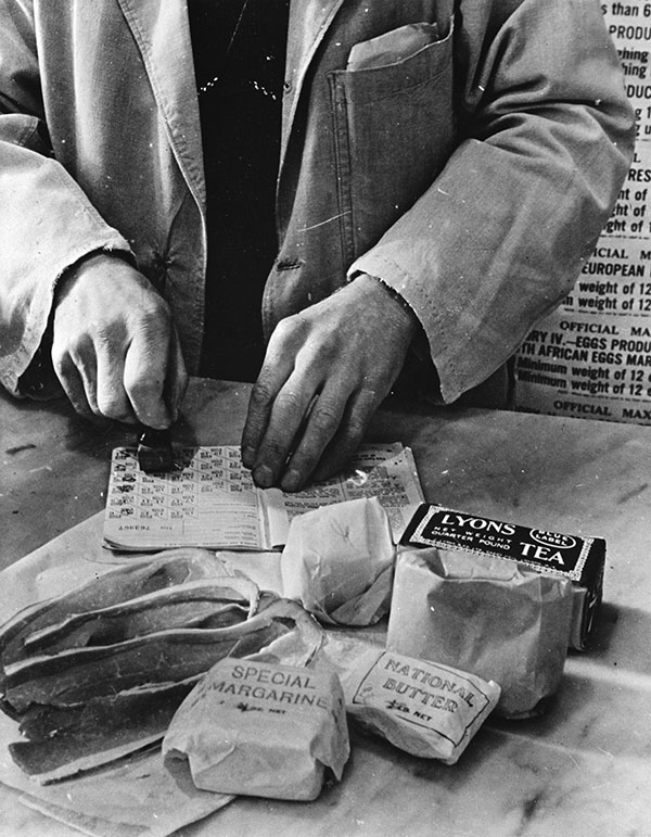 Wartime rations