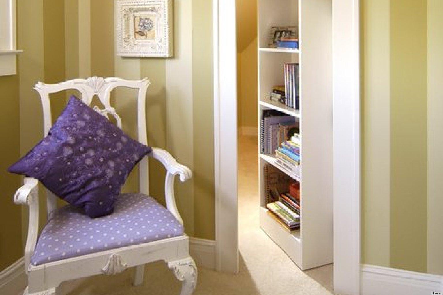 Фото красивых потайных комнат